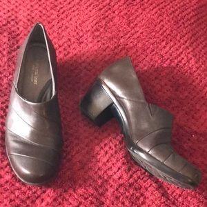 Naturalizer Brown Casual Heels 8